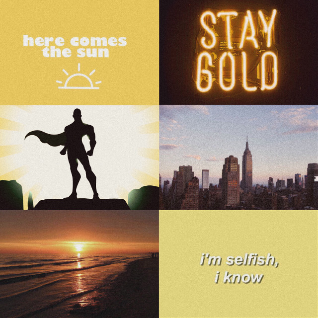 #yellow #golden #quotes #wallpaper #background #hero #sunset #theme