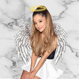 ariannagrande marble angel freetoedit