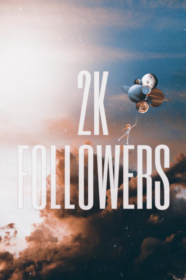 THANK YOU ALL MY FRIENDS FOR FOLLOWING ME ❤️   #freetoedit #followme #2kfollowers