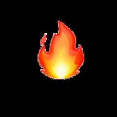 emoji flame freetoedit