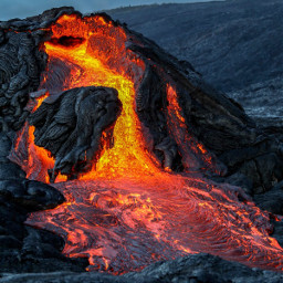 eruption ash volcanoe freetoedit