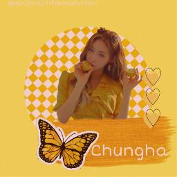 chungha kpop stan multistan fandom freetoedit