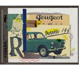 freetoedit art collage vintage papers stickersfreetoedit