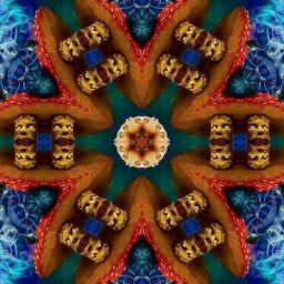 fractal aliceinwonderland mushroom cogumelo psy freetoedit