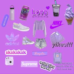 freetoedit purple aesthic