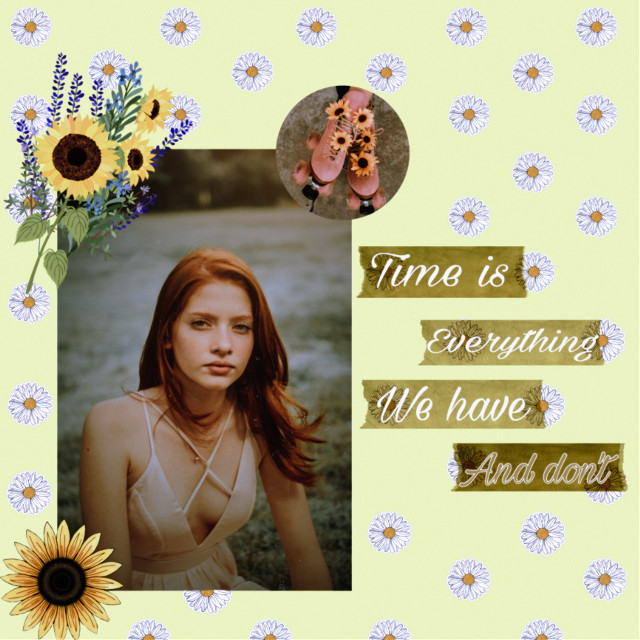 #freetoedit #sunflower #daisy