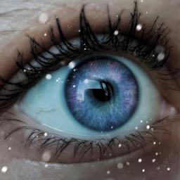 freetoedit galaxy eye galaxyeyes glitter
