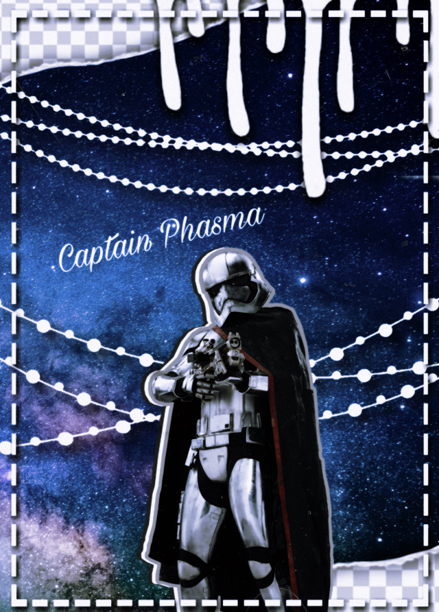 **open** My first star wars edit!!! Hope you like this!!!  Sorry about not posting laitly i have been kinda busy this week....   Character: Captain Phasma   Movie: Star Wars   Time: 15 minutes   Thinking about starting a tag list if you would like to join or have a good idea for the name let me know in the comments!!!  Internet Besties ❤️ @myladyboo_ml  @julciaszkrapcia  @juleka3399  @jewels0303  @ladybug_edits25 @miraculouslylaziest  @galaxy_queen8989  @craycray334  @ohmygoshsomeonejust  @itzavery07  @_cutegeek_  If i forgot anyone Im sorry 😔 please let me know in the comments #captainphasma #starwars #starwarsfan #starwarsedit