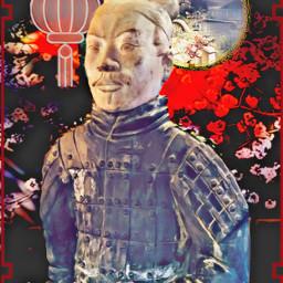 freetoedit ircchinesenewyear chinesenewyear china warrior