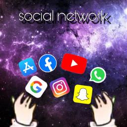 socialnetwork favorite instagram youtube whatsapp