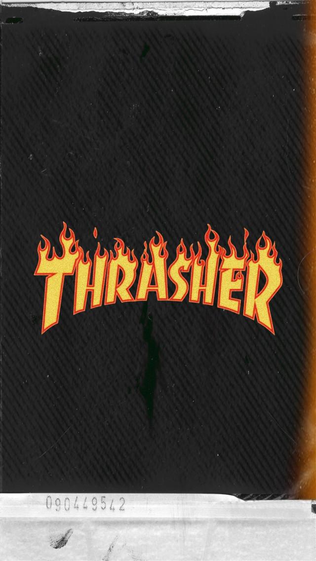 #trasher