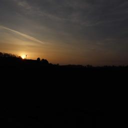 sunrise morningsky morningwalk colourful outandabout freetoedit
