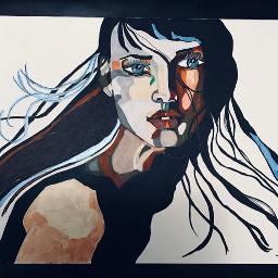 etsy art painting artwork danalakat