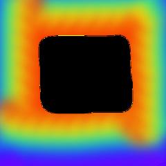 sticker frame colorful freeedit marco freetoedit