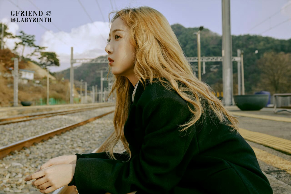 #GFRIEND #Labyrinth #conceptphoto #yeojachingu #교차로 #여자친구신비 #sinb #hwangeunbi #eunbi #ttinb #sinbeagle #maindancer