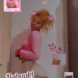 freetoedit barbiepreta barbiegirl barbie aesthetic