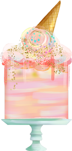 icecreamcake birthdaycake celebration icecreamcone happybirthday freetoedit