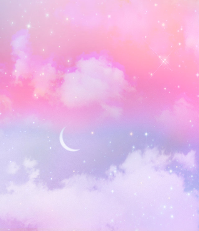 #freetoedit #clouds #sky #background  #cloud#moon #aesthetic