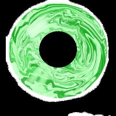 eye green occhio verde freetoedit