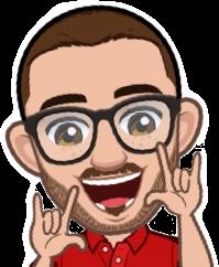sticker boy happy emoji rock freetoedit