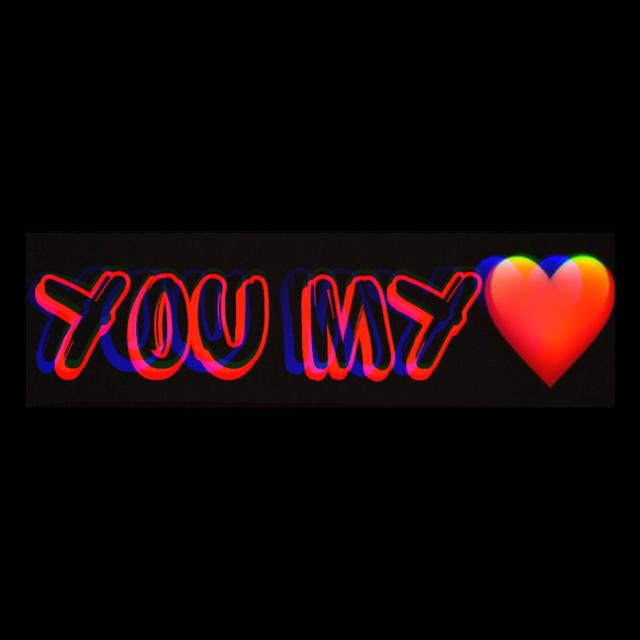 #любовь #надписи #❤️ #сердце #счастье #цитаты #глитч #сердечко #счастливы #взаимность #freetoedit