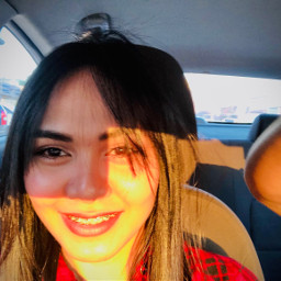 goldenhour goldenyellow selfie girl freetoedit