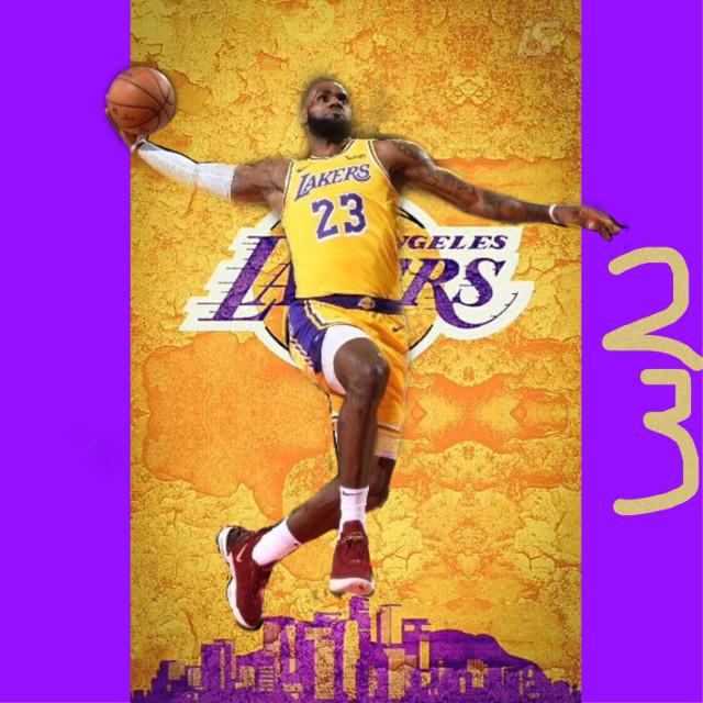 #freetoedit #lebronjames #lakers #losangeleslakers #nike #basketball #nba #spalding