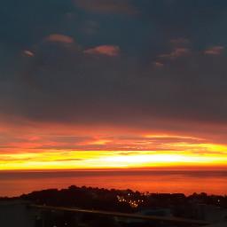 freetoedit sunset amanecer clouds colors