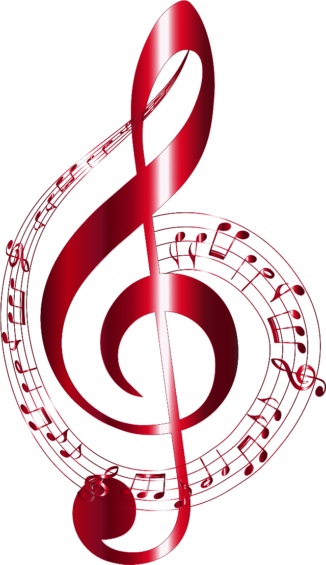 #music #musicalnote #note #red