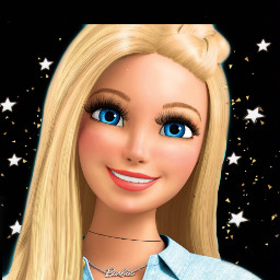 freetoedit glowup barbiegirl