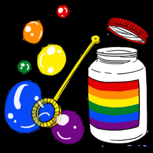 #gay #bubbles #bisexual   #lgbtq #lgbt #rainbow #aesthetic #pride #gay #lesbian #bisexual #trans #freetoedit