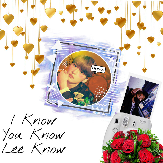 Lee Know(Minho)!!