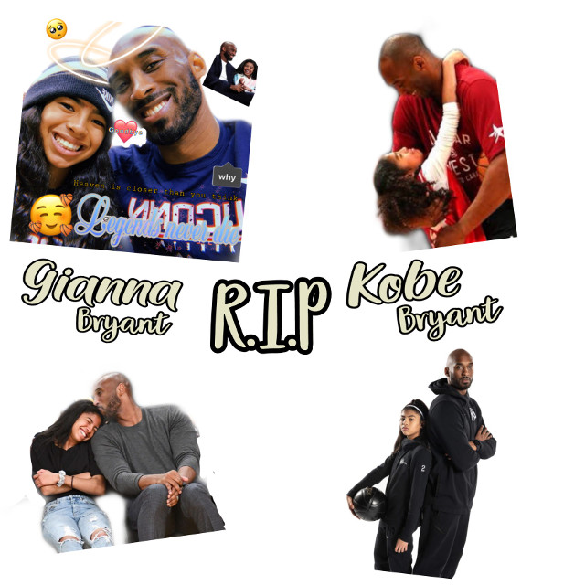 Sorry if i haven't been active... Rip kobe and gianna....it breaks my heart❤ he was a legend and will always be one❤❤