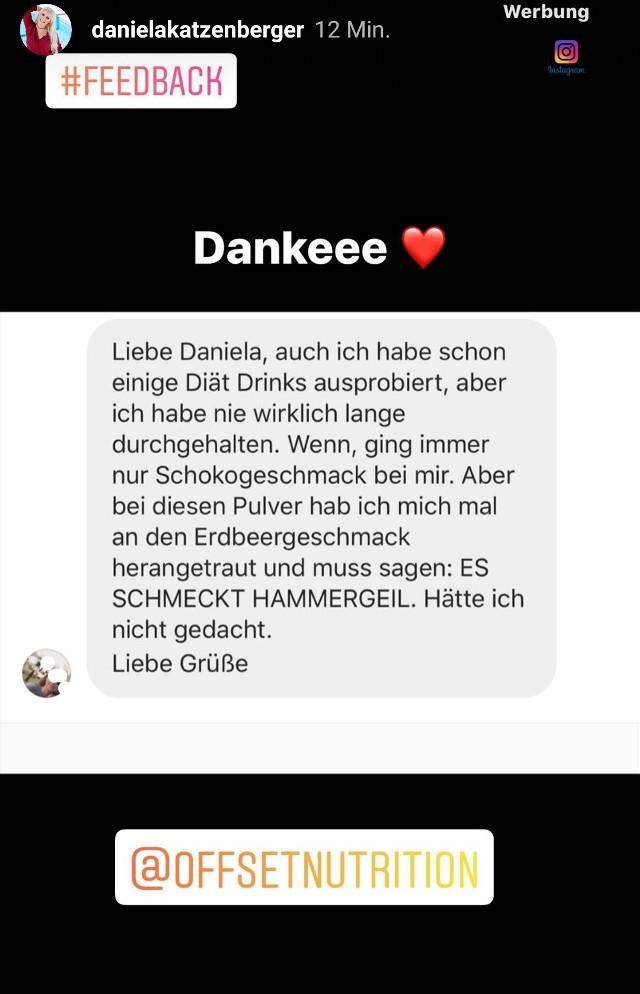 #freetoedit #danielakatzenberger #instastory