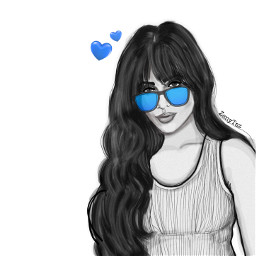 camilacabello portrait celebrity sketch illustration freetoedit