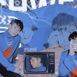 do kyungsoo exo red blue