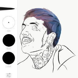 freetoedit drawing art bmth olisykes