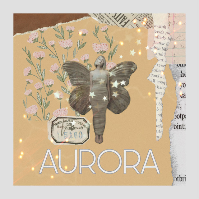 #freetoedit #aurora #paper #auroramusic