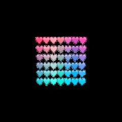backgrounds backgroud beautiful heart emoji freetoedit
