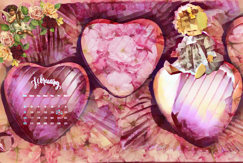 My voting link: https://picsart.com/i/318505577358201?challenge_id=5e341b3d04ed5a2be1e45141 #freetoedit #srcfebruarycalendar #februarycalendar #doll #pink #hearts #flowers #renaissance #chocolate #chocolates