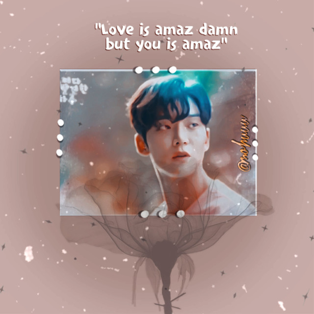 ••• For @joonieedits 's challenge. Editing By me . #idol  #rowoon  #freetoedit