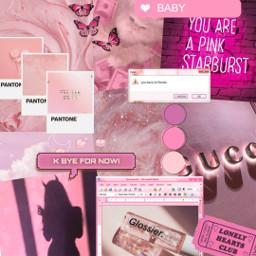 freetoedit collage aesthetic pinkaesthetic