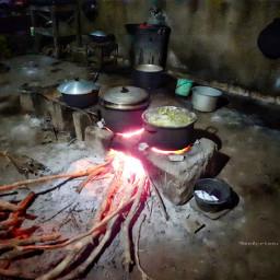 photoshoot kitchen traditional indonesia