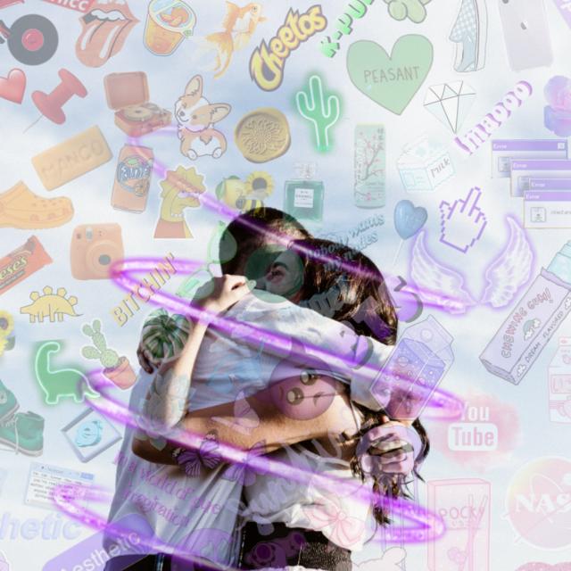 #neonspiral #hugs♡ #♡