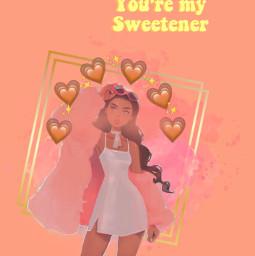freetoedit peach peachylove101 girls girlpower