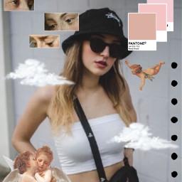 girl aesthetic vsco angels angelaesthetic freetoedit