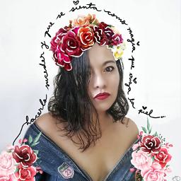 freetoedit roses remix madewhitpicsart fashion