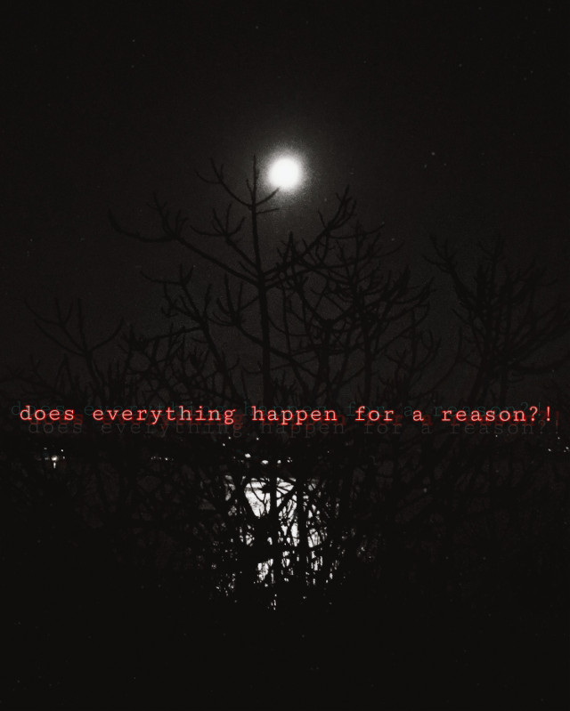 #dark #question #questionmark #thoughts #philosophy #night #moon #myphoto #midnightthoughts #freetoedit