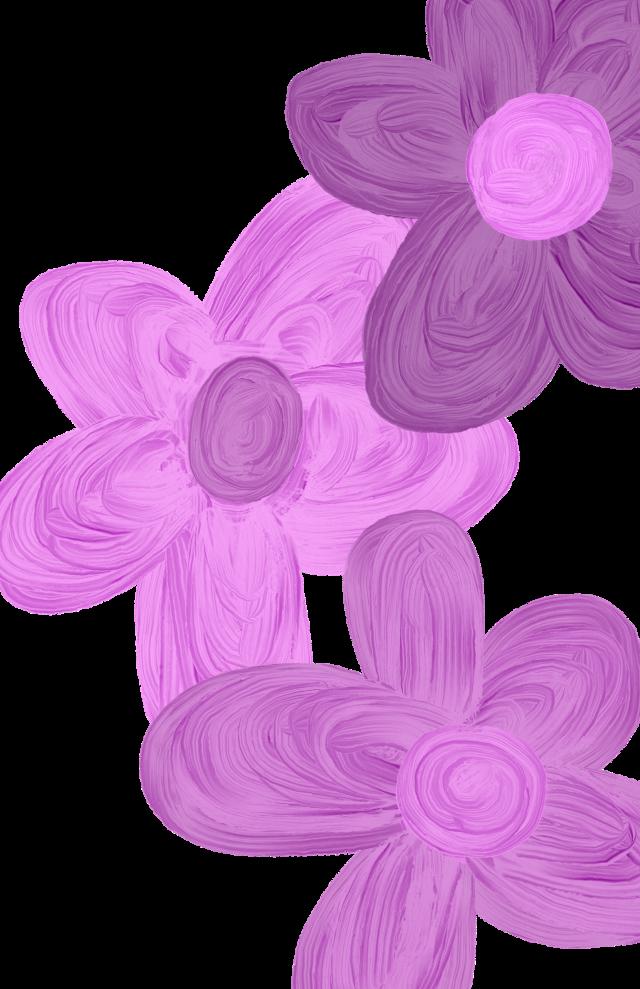 #flower #flowers #floral #nature #purple #lightpurple #darkpurple #purpleaesthetic #purpleflower #groovy #overlay #overlays #art #artsy #paint #rad #radical #vsco #retro #aesthetic #freetoedit