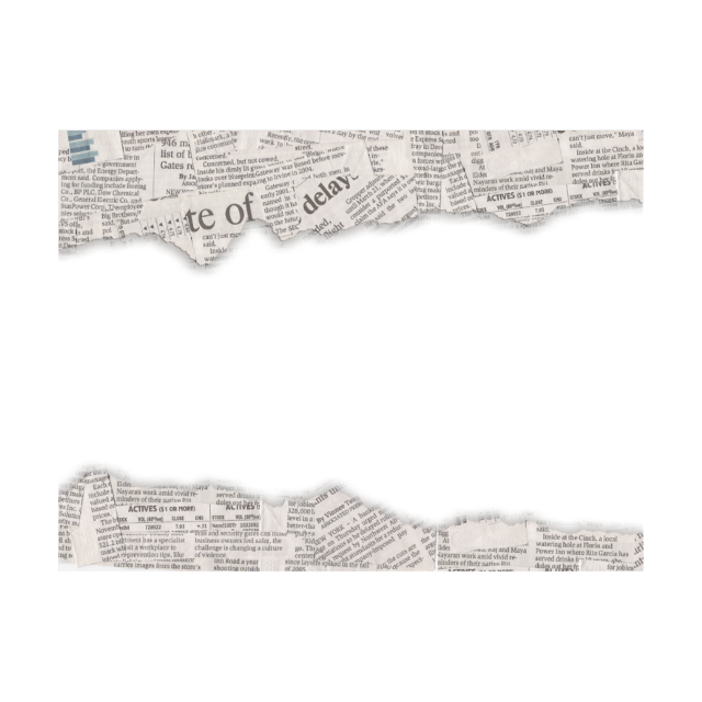 #papel #diario #textura #rasgado #tumblr